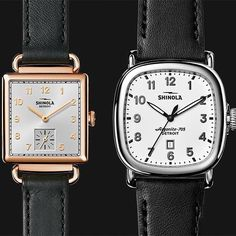 Shinola Watches - Shop by Designer - Shop Now Shinola, Cool Watches, Have Time, Gifts For Him, Shop Now, Designers, Store, Check, Holiday