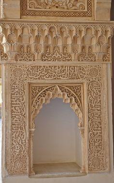 La Alhambra.Granada.Spain.  Photo:T.Graffe