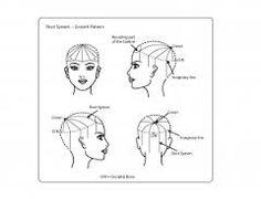 Diagrama de corte | Diagramas de corte de cabello Andrés SanSan ...