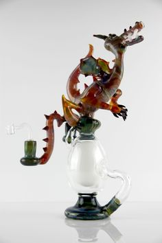 "GlasseX ""Puff the Mama Dragon"" Rig!"