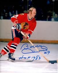 On This Day In Sports: March 25, 1962: Bobby Hull Becomes Just The Third Player To Score 50 goals in an NHL Season