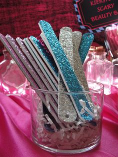 """Photo 1 of 24: Spa Party / Birthday """"Kiersten Monster High Spa Party"""" 