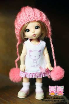 Lati yellow / Pukifee outfits dresshat and socks by nubanded