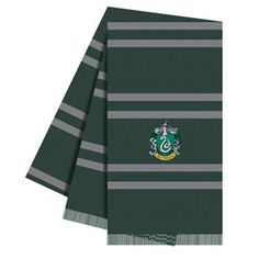 Kids Harry Potter Slytherin House Deluxe Costume Scarf