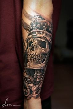 Tattoo Artist Jun Cha | Senses Lost