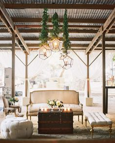 How to Have a Low-Key Luxe Wedding | https://www.theknot.com/content/low-key-luxe-wedding-style