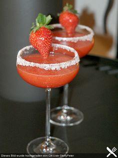 Erdbeer-Margarita, ein leckeres Rezept aus der Kategorie Cocktail. Bewertungen: 31. Durchschnitt: Ø 4,3.