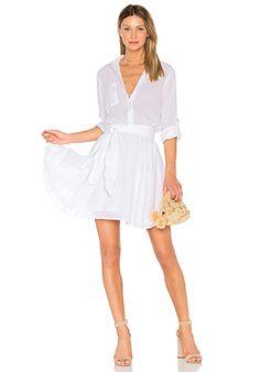 Steele Andrea Dress in White | REVOLVE