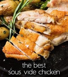 How to Make the Best Sous Vide Chicken + a Nomiku Giveaway