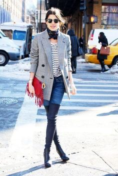 Tall boots are versatile enough that almost anyone can find a pair to reflect her personal style.