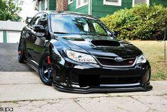 Subaru Impreza WRX STi...How loooooowwww can you go...???