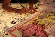 Hermes Festival des Metiers - engraver- by ChicnCheapLiving Textile Patterns, Textile Prints, Print Patterns, Textiles, Hermes Handbags, Scarf Design, Silk Painting, Surface Pattern Design, Print Design