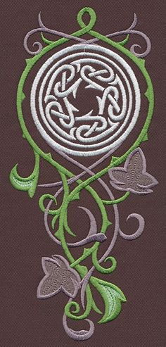 Elven Court Knotwork