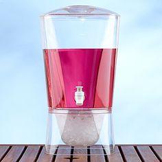BPA-free drink dispenser