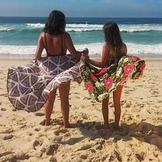 What a wonderful day✌✨🌊☀🌴 Girls just wanna have fun!!! Paradise is here ❤❤❤ **************************************** Um dia maravilhoso com a melhor companhia 🌴☀🌊✨✌ Diversão do início ao fim!😂❤ Vem coisa boa por aí! 🎉  @minhaideiadesign @uselikeagirl 😍 #setevidasemuma #summer #beach #ocean #beachwear #style #girls #resort #swimwear #instapic #lotd #vsco #fashion #roundbeachtowel #goodvibes #inspiration #accessories #modapraia #fun #cangaredonda #cangatoalha #top #verao2017 #praia…