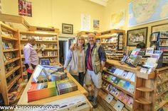 Chris Marais & Julienne du Toit, authors of Karoo Keepsakes I and II