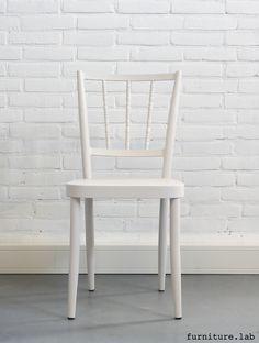 vintage I chair furniture.lab // all aluminium series