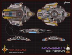 escort Cruiser Morituri