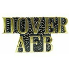 """U.S. Air Force Dover AFB 1"""" by FindingKing. $8.99. This is a new U.S. Air Force Dover AFB 1"""""""