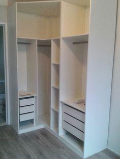 armário de guarda roupa pequeno