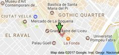 Barcelona- Plaça Reial: eat, drink, and people watch in this famous square