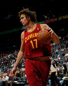 Anderson Varejao----Cleveland Cavaliers  Position: Power forward, center  Age: 29