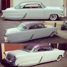 54 Club, 1954 Ford, Cool Old Cars, Lead Sled, Ford Fairlane, Sweet Cars, Street Rods, Kustom, Car Stuff