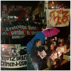 ¡Ni perdón, ni olvido!¡No nos cansamos! Convocan a marcha en Juárez a 3 años del crimen de estado de desaparición de los 43 de Ayotzinapa | El Puntero
