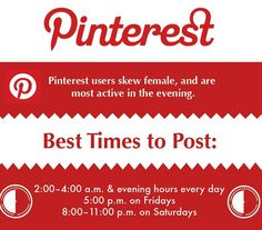 What Best time to post on Pinterest?... Ok you create your pin but nobody likes it, Why. Read More.. #marketin #pinterest #entrepreneur