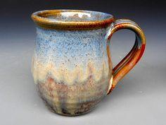 Color Swirl Mug Ceramic Coffee