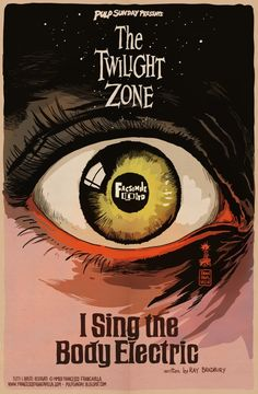 "Ray Bradbury's Double Feature: ""Twilight Zone"" & ""It Came From Outer Space"""