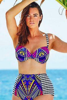 fccc62cc15c67 30 Gorgeous Plus-Size Bikinis For Summer