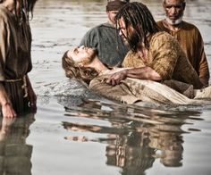 "Is the History Channel's ""The Bible"" mini-series biblically accurate?"
