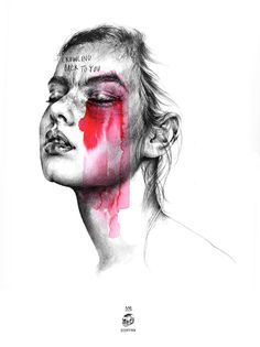 HATE LOVE STORY on Behance