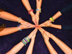 shakti star created in girl power yoga!