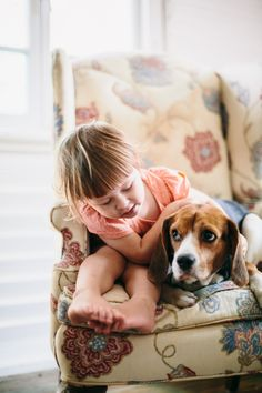 every child should have a pet ~ beagle love ~