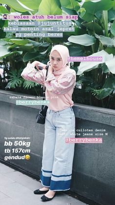 Stylish Hijab, Casual Hijab Outfit, Ootd Hijab, Girl Hijab, Hijab Chic, Casual Fall Outfits, Simple Outfits, Modern Hijab Fashion, Hijab Fashion Inspiration