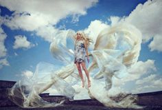 Whimsical Angelic Photography - Chiara Fersini Created a Beautiful Surreal Series (GALLERY)