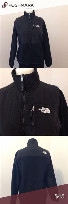 The North Face black jacket size medium The North Face black jacket size medium . Great condition The North Face Jackets & Coats