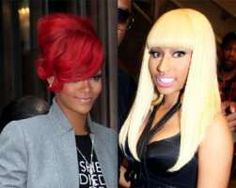 Rapper Nicki Minaj is reportedly furious with R&B #Rihanna for breaking her friend Drake's heart for the second time.