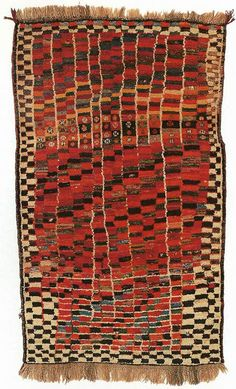 61 Morrocan Rug, Leather Art, Oriental Rugs, Berber Carpet, Unique Rugs, Kilims, Woven Rug, Textile Design, Kilim Rugs