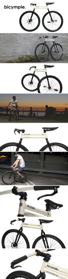 Bicymple : Brilliantly Simple?