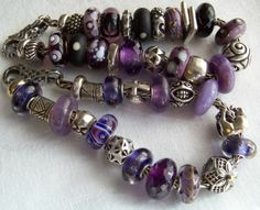 Purple is always good!! Wow-join Trollbeads Gallery Forum to see great inspiring designs like these 2!!