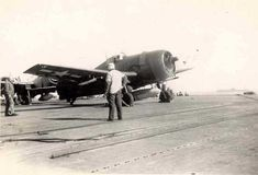 F6F ready for take off