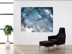 Acrylbild  Sternentierchen  von TosiArt auf Etsy