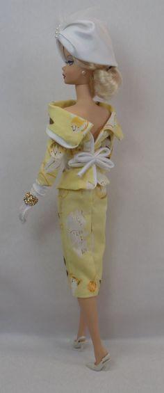 Feline Fashion for Silkstone Barbie