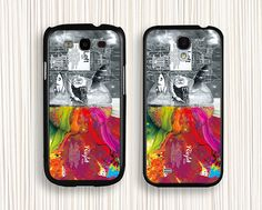 idea Samsung case Creative Note3 caseNote2 caselab by Emmajins, $9.99