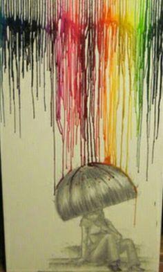 Lluvia colores