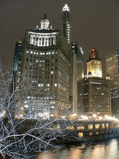 Michigan Avenue, Chicago | Incredible Pictures