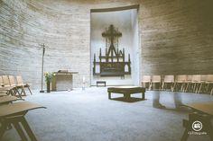 Berlin | Die Kapelle der Versöhnung auf dem ehemaligen Todesstreifen